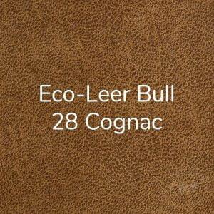 Eco-leer Bull Cognac 28