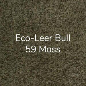 Eco-leer Bull 59 Moss