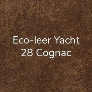 Leer Yacht Cognac 28