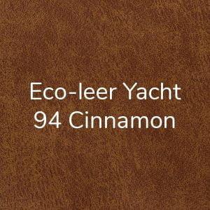 Eco-leer Yacht Cinnamon 94