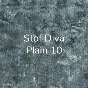 Stof Diva Plain 10