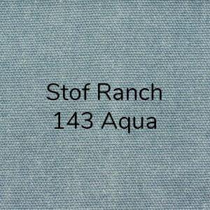 Stof Ranch 143 Aqua