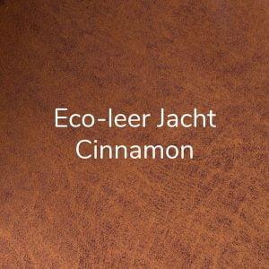Eco-leer Jacht Cinnamon