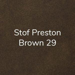 Stof Preston Brown 29