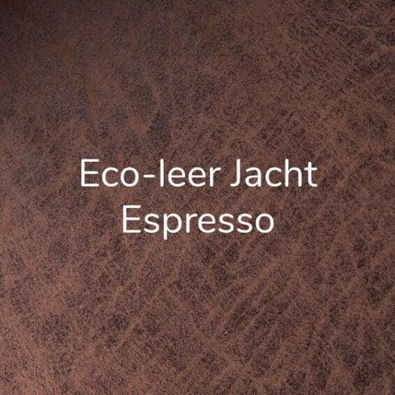Zitzz Eco-leer Jacht Espresso