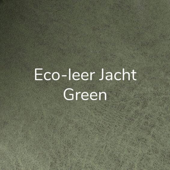 Zitzz Eco-leer Jacht Green