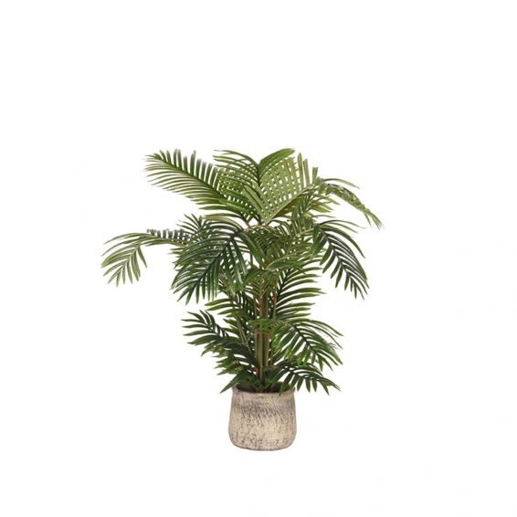 LABEL51 - Kunstplant_Areca_Palm_90x60x110_cm_Vooraanzicht_Pot